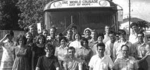 Unification Church Early Missionaries in USA