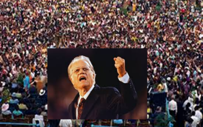 Billy Graham:More than a Preacher